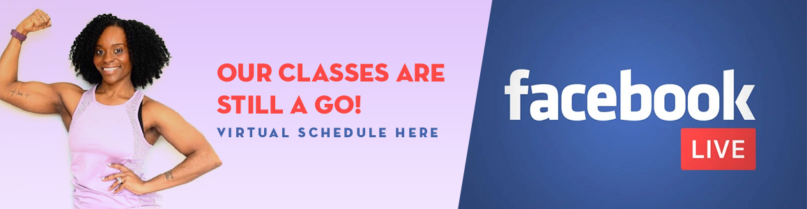 We are Still Offerring Virtual Classes During Opening